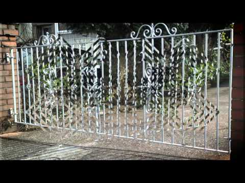 Abbey Gates – Electric Gates in Glasgow