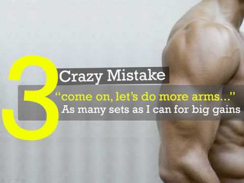 Workout Tips For Men & Men's WorkoutMistakes