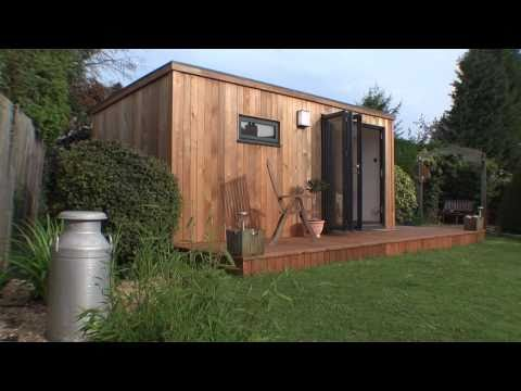Home Office Garden Room
